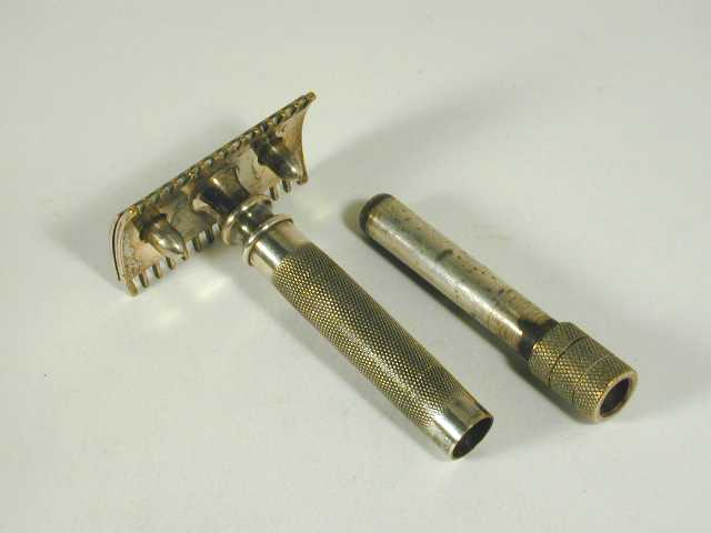 old gillette double edge razors